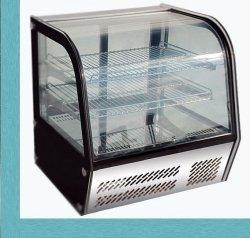 Witryna ekspozycyjna chłodnicza 100l ( LED )