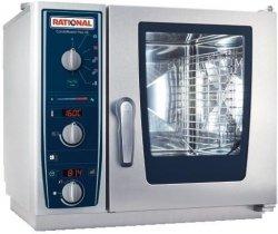 Piec konwekcyjno-parowy CombiMaster® Plus XS Typ 6 ⅔ Elektryczny RATIONAL B609100.01.202 CombiMaster® Plus XS Typ 6 ⅔ Elektryczny