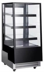 Witryna chłodnicza 3-półkowa 300 l HENDI 233306 233306