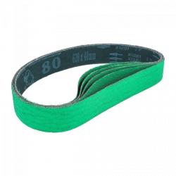 Taśma szlifierska - ziarnistość 80 - 620 mm MSW 10060089 MSW-ZBELT-620-80