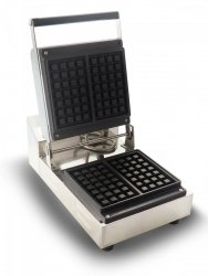 Gofrownica elektryczna prostokątna pojedyncza żeliwna COOKPRO 510030002 510030002