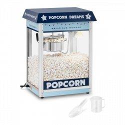 Maszyna do popcornu - 1600 W - niebieska ROYAL CATERING 10011099 RCPS-BB1