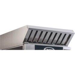 Okap z kondensatorem pary do pieców ChefTop EL GN 1/1 STALGAST 907718 907718