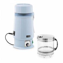 Destylator do wody - 4 l - regulacja temperatury - szklany dzbanek Uniprodo 10250467 UNI-WD-250