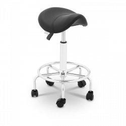 Krzesło siodłowe Frankfurt - czarne PHYSA 10040302 PHYSA FRANKFURT BLACK