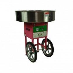 Maszyna do waty cukrowej z wózkiem COOKPRO 750040002 750040002