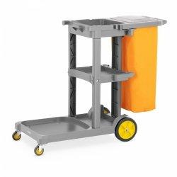 Wózek do sprzątania - nieprzemakalna torba - pokrywa Ulsonix 10050256 UNICLEAN 13