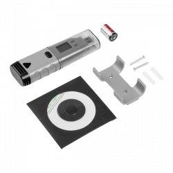 REJESTRATOR TEMPERATURY I WILGOTNOŚCI USB LCD STEINBERG 10030459 SBS-DL-123D