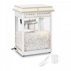 Maszyna do popcornu - biało-złota ROYAL CATERING 10011101 RCPS-WG1