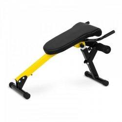 Ławka treningowa do ćwiczenia pleców - 130 kg GYMREX 10230099 GR-BT 50