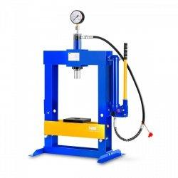 Prasa hydrauliczna - 10 t - 617 bar MSW 10060300 MSW-WP-10T