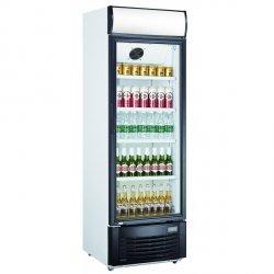 Witryna chłodnicza przeszklona poj. 300l INVEST HORECA LG-300F