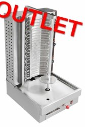 OUTLET | Opiekacz elektryczny do gyrosa COOKPRO 500010015 500010015
