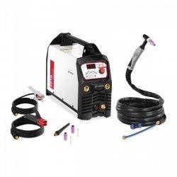 Spawarka TIG/MMA - 200A - 230 V - HF WELBACH 10020165 IOTA 200