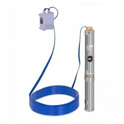 Pompa głębinowa - 550W - do 58 m - stal nierdzewna MSW 10060176 MSW-SPP44-055