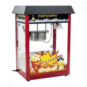 Maszyna do popcornu - czarny daszek ROYAL CATERING 10010086 RCPS-16E