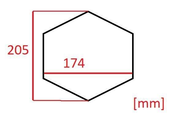 Gofrownica bąbelkowa - 1415 W - bubble waffle ROYAL CATERING 10010732 RCWM-1400-B