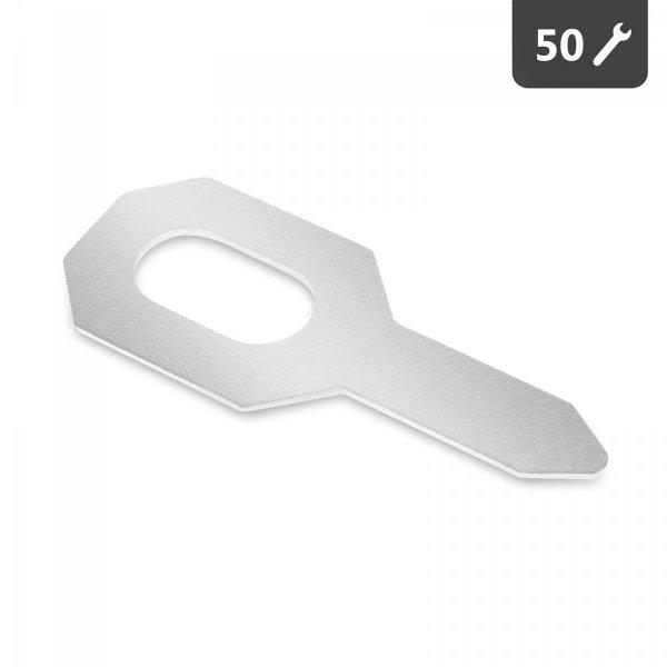 Bity do spottera - zestaw - 50 szt. MSW 10060327 MSW-SCHE6
