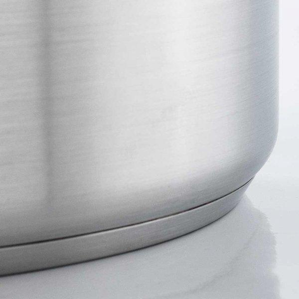 Garnek średni d 160 mm 1,9 l  bez pokrywki