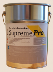 Hartzlack Supreme Pro półmat 5l