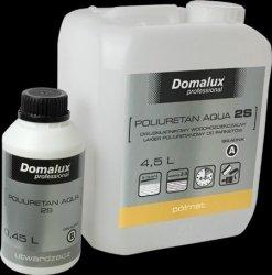 Domalux Poliuretan Aqua 2S 4,95l połysk