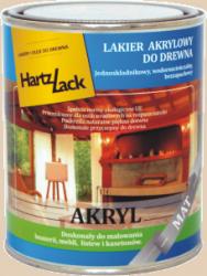 Hartzlack akryl  5l połysk