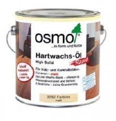 OSMO 3262 Wosk Twardy Olejny Bezbarwny RAPID Matt 2,5l
