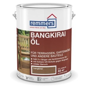 Olej do tarasu REMMERS (BANGKIRAI) 5L