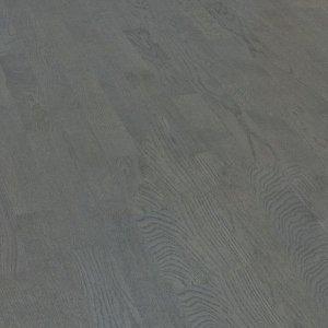 Deska podłogowa warstwowa - Dąb GrayPearl Classic 14x150x1000-1400mm fazowana,szczotkowana, lakierowana