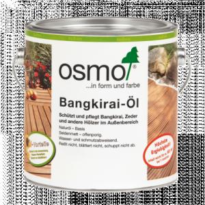OSMO 016 Bangkirai ciemny olej do tarasów 0,75l