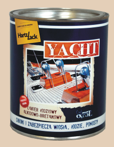 Hartzlack Yacht 5l
