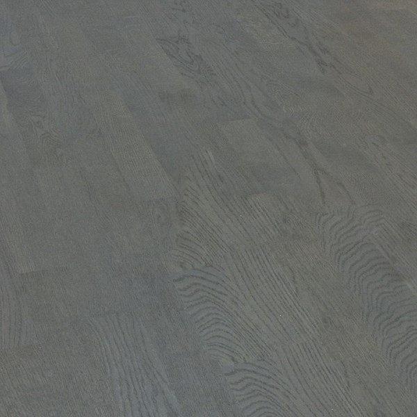 Deska podłogowa warstwowa - Dąb GrayPearl Classic 14x120x1000-1400mm fazowana,szczotkowana, lakierowana