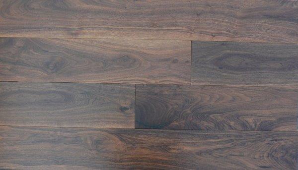 Orzech Północno-Amerykański deska 2W  olejowana/lakierowana  kl.AB 16x160x400-1800mm