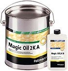 Pallmann Magic Oil 2 K A/B kolor 3ll