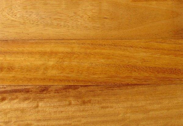 Iroko deska dwuwarstwowa lakierowana/olejowana kl.I 15x120x1000-1200mm  2 W