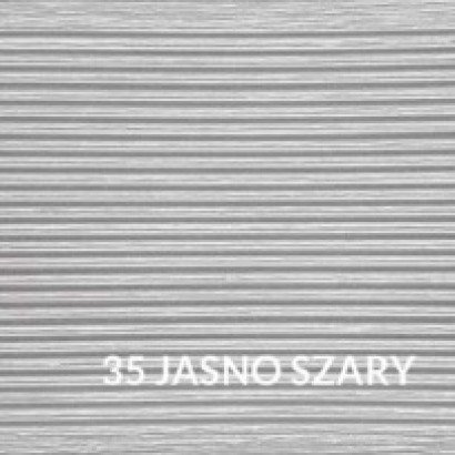 Deska Tarasowa Gama Kompozytowa Jednostronnie Ryflowana 25x140x2400 Jasno Szara