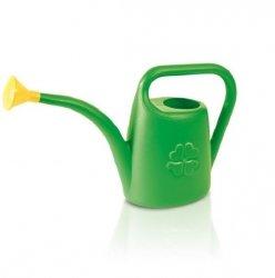 Konewka plastikowa z sitkiem zielona KONI 4,5L