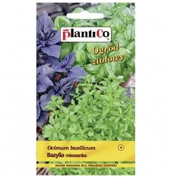 BAZYLIA mieszanka odmian - nasiona 0,5g