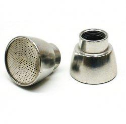 Sitko do zraszania metalowe BRADAS otwory 1mm