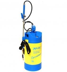 Opryskiwacz ciśnieniowy ręczny 5L ogrodowy z lancą
