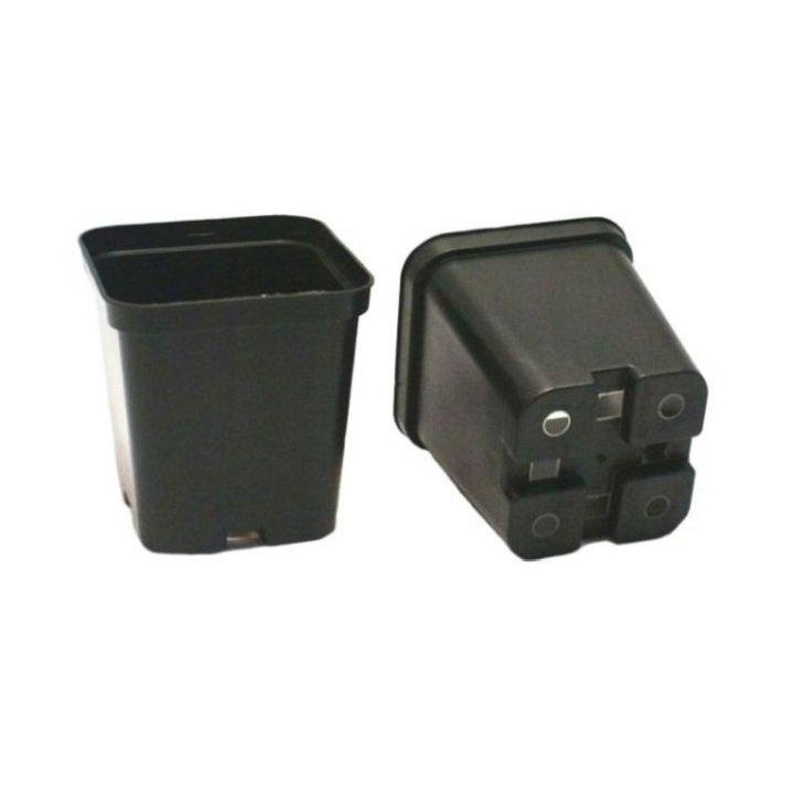 Doniczki produkcyjne 0,5L KWADRAT 9x9cm - 100szt.