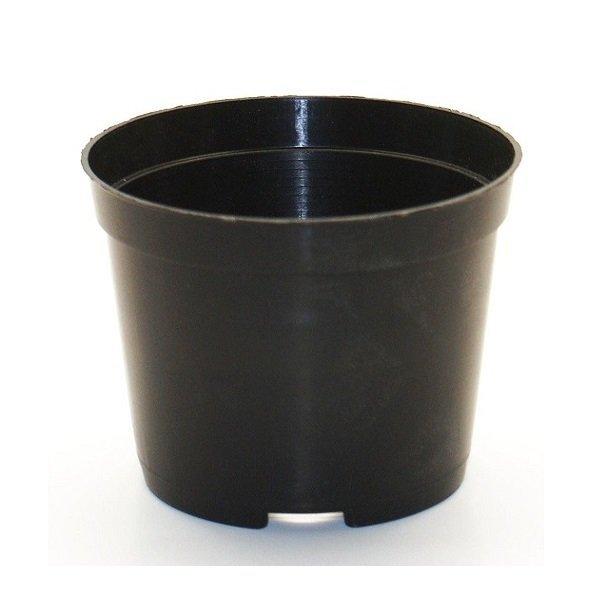 DONICZKI produkcyjne okrągłe 9cm CZARNE 100szt.