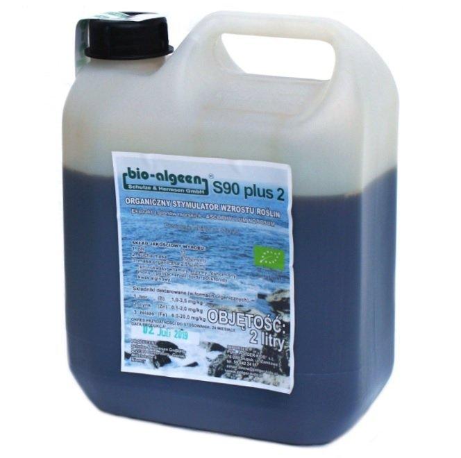 BIO-ALGEEN S90 nawóz organiczny ekologiczny 2 L