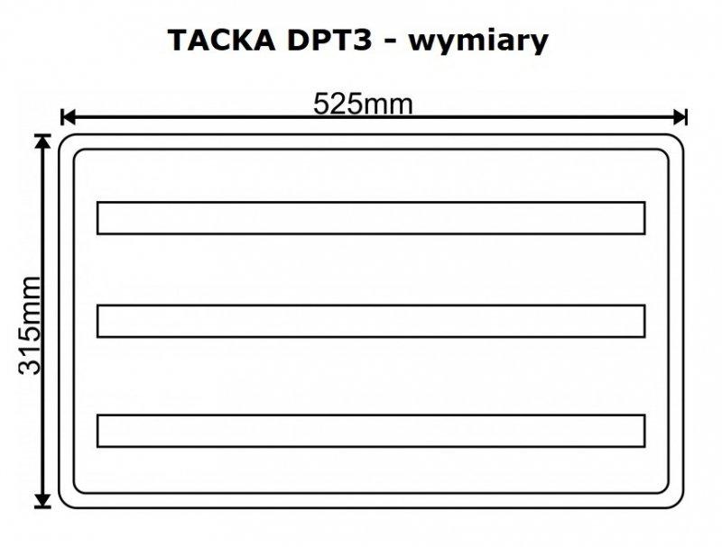 Tacka DPT3 wymiary