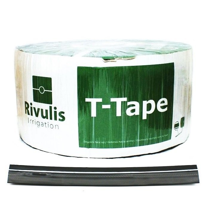 Taśma kroplująca co 20cm Rivulis T-TAPE TSX 50m