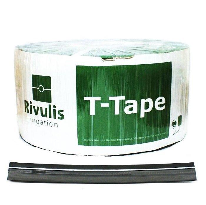 Taśma kroplująca co 10cm Rivulis T-TAPE TSX 50m