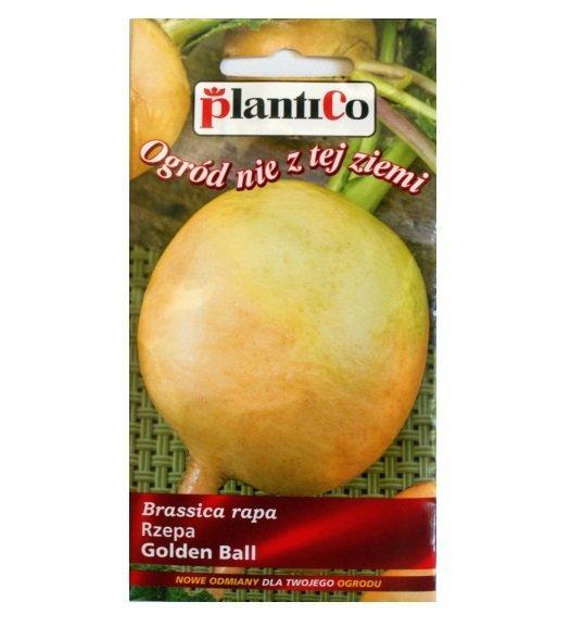Rzepa jadalna żółta GOLDEN BALL nasiona 5g
