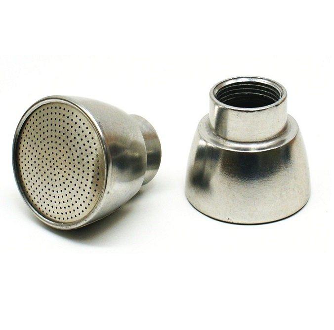 Sitko do zraszania metalowe BRADAS otwory 1 mm