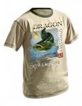 Dragon koszulka T-shirt SUM Sand M