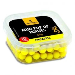 Browning Mini Boilies 8mm 60g - Pineapple